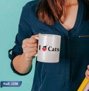 1336 I LOVE CATS MockUp36