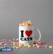 1338 I LOVE CATS MockUp31